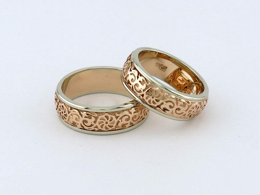 Обручальные кольца каратов