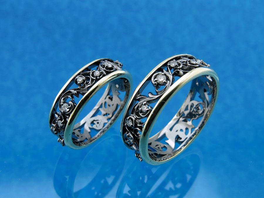 Индивидуальный дизайн кольца